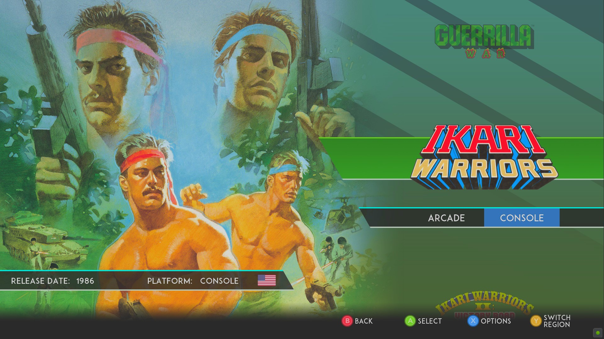 SNK 40th Anniversary Collection: Ikari Warriors [Console] 11,600 points