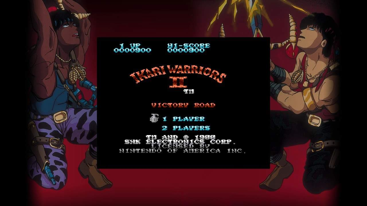 JML101582: SNK 40th Anniversary Collection: Ikari Warriors II: Victory Road (Nintendo Switch) 900 points on 2020-06-19 22:03:08