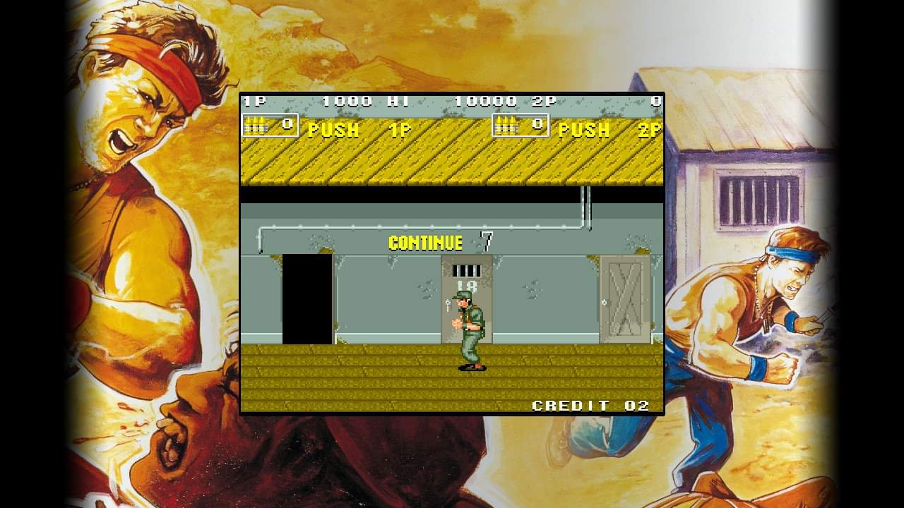 JML101582: SNK 40th Anniversary Collection: P.O.W. Prisoners of War [Arcade] (Nintendo Switch) 1,000 points on 2020-07-01 00:03:29