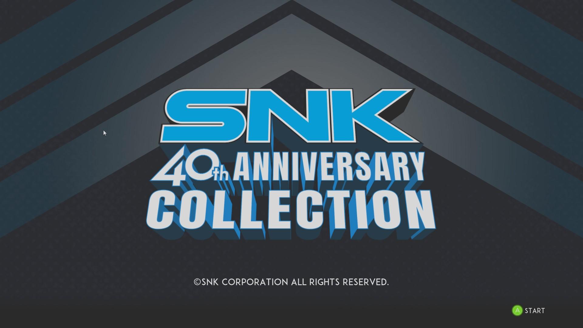 AkinNahtanoj: SNK 40th Anniversary Collection: Sasuke vs. Commander (PC) 240 points on 2020-08-24 13:22:45