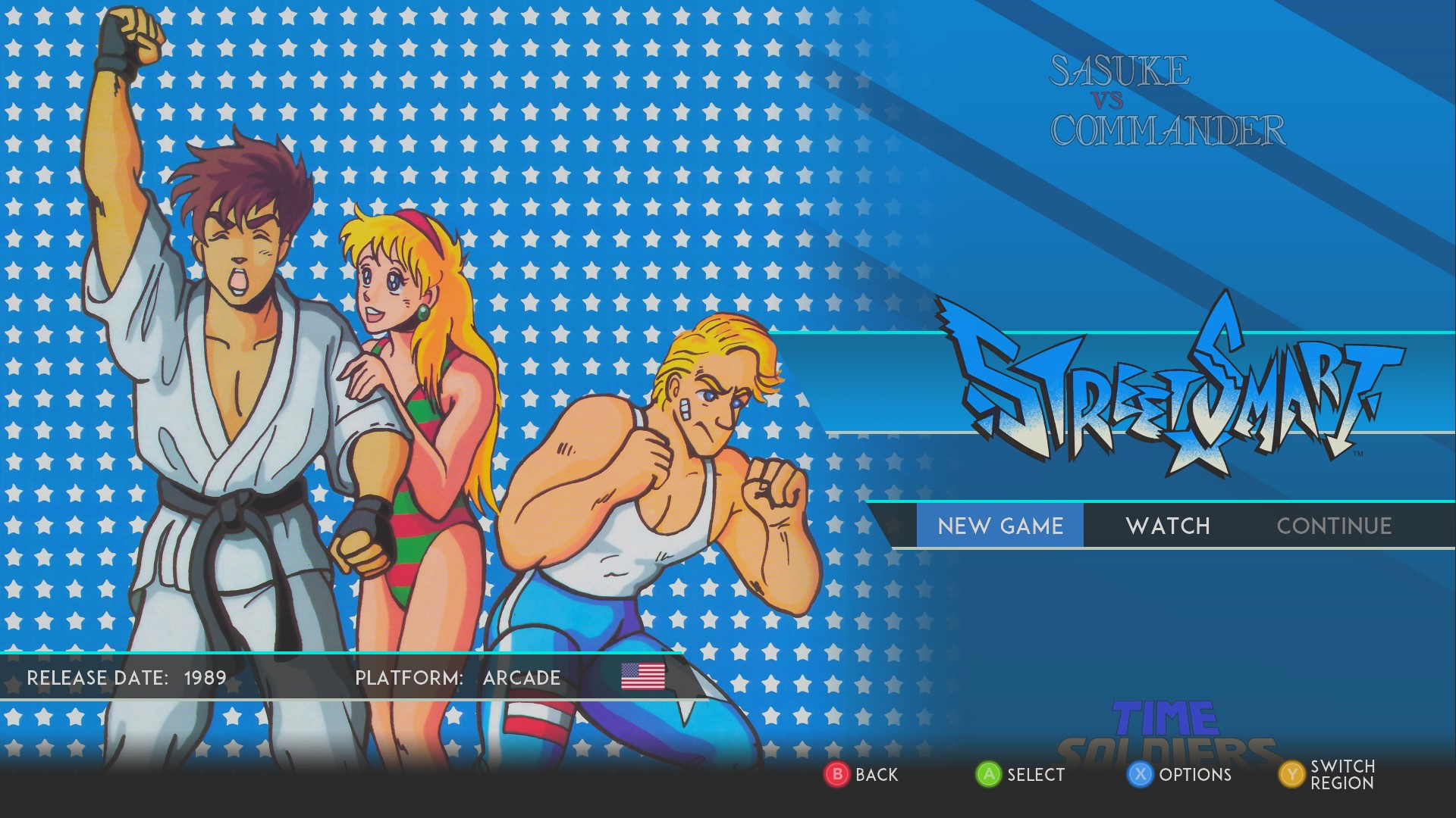 SNK 40th Anniversary Collection: Street Smart 159,200 points
