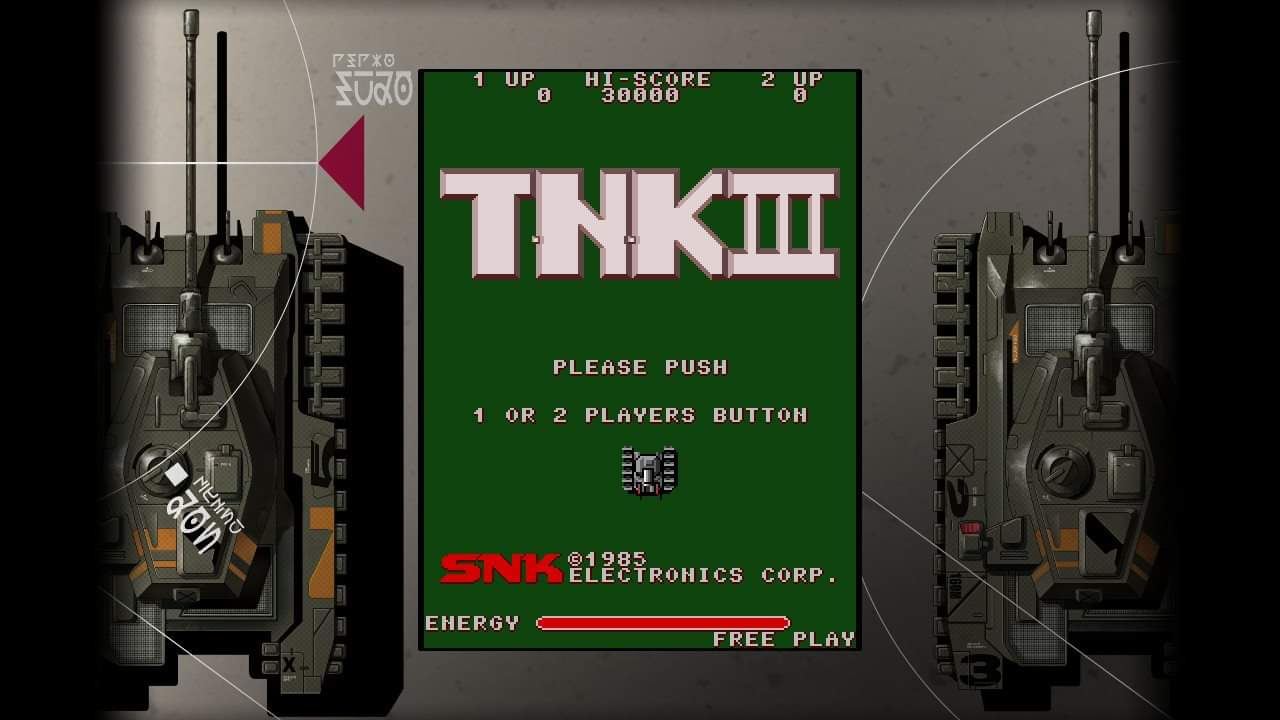 JML101582: SNK 40th Anniversary Collection: TNK III [Arcade] (Nintendo Switch) 9,400 points on 2020-06-26 21:05:43