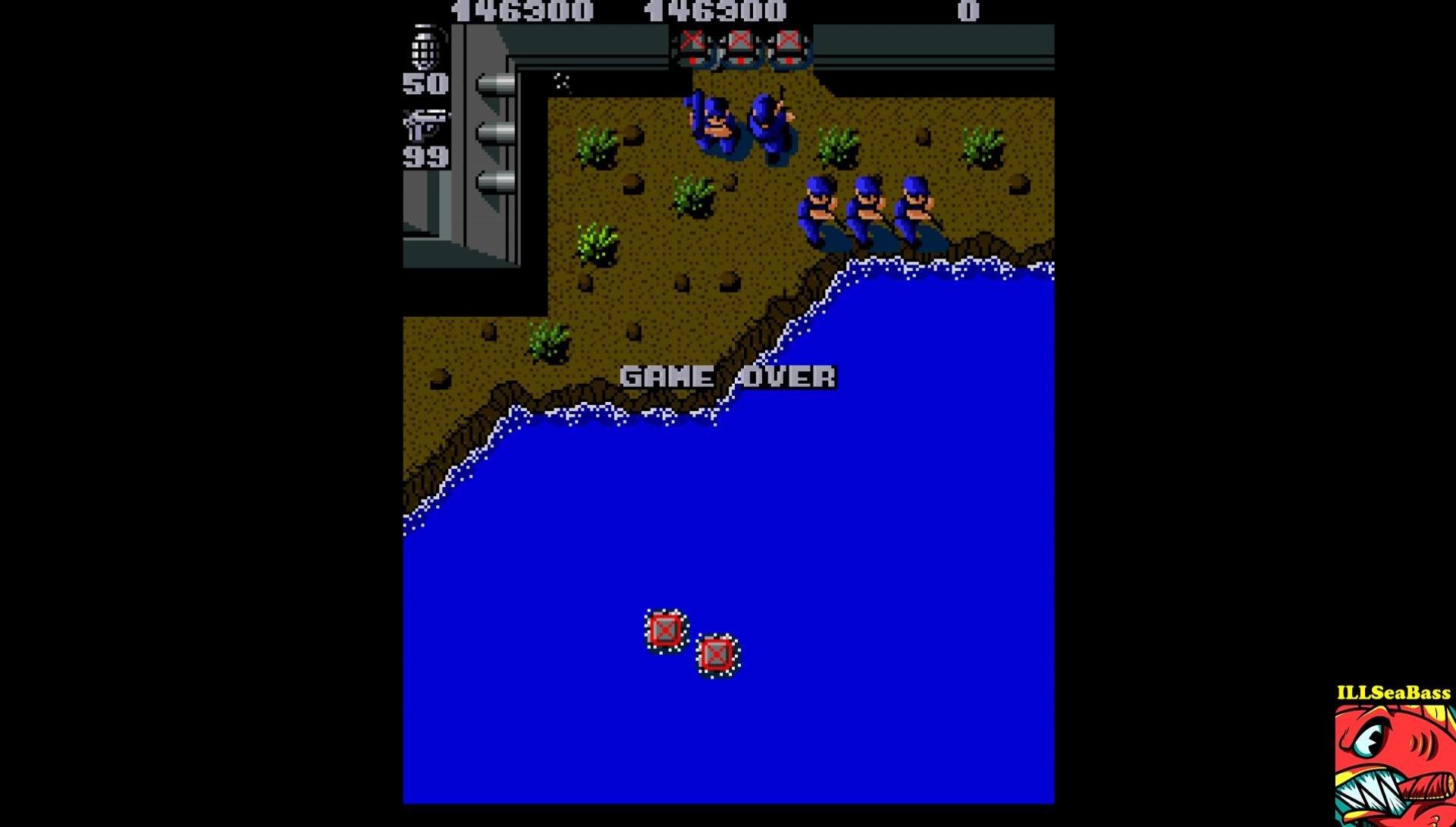 ILLSeaBass: SNK Arcade Classics 0: Ikari Warriors (PSP Emulated) 146,300 points on 2017-02-20 10:39:51