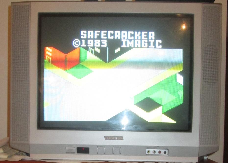 ed1475: Safecracker (Intellivision) 6,400 points on 2018-09-27 13:10:09