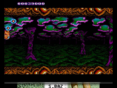 S.BAZ: Saint Dragon (TurboGrafx-16/PC Engine Emulated) 39,000 points on 2016-09-11 16:41:45
