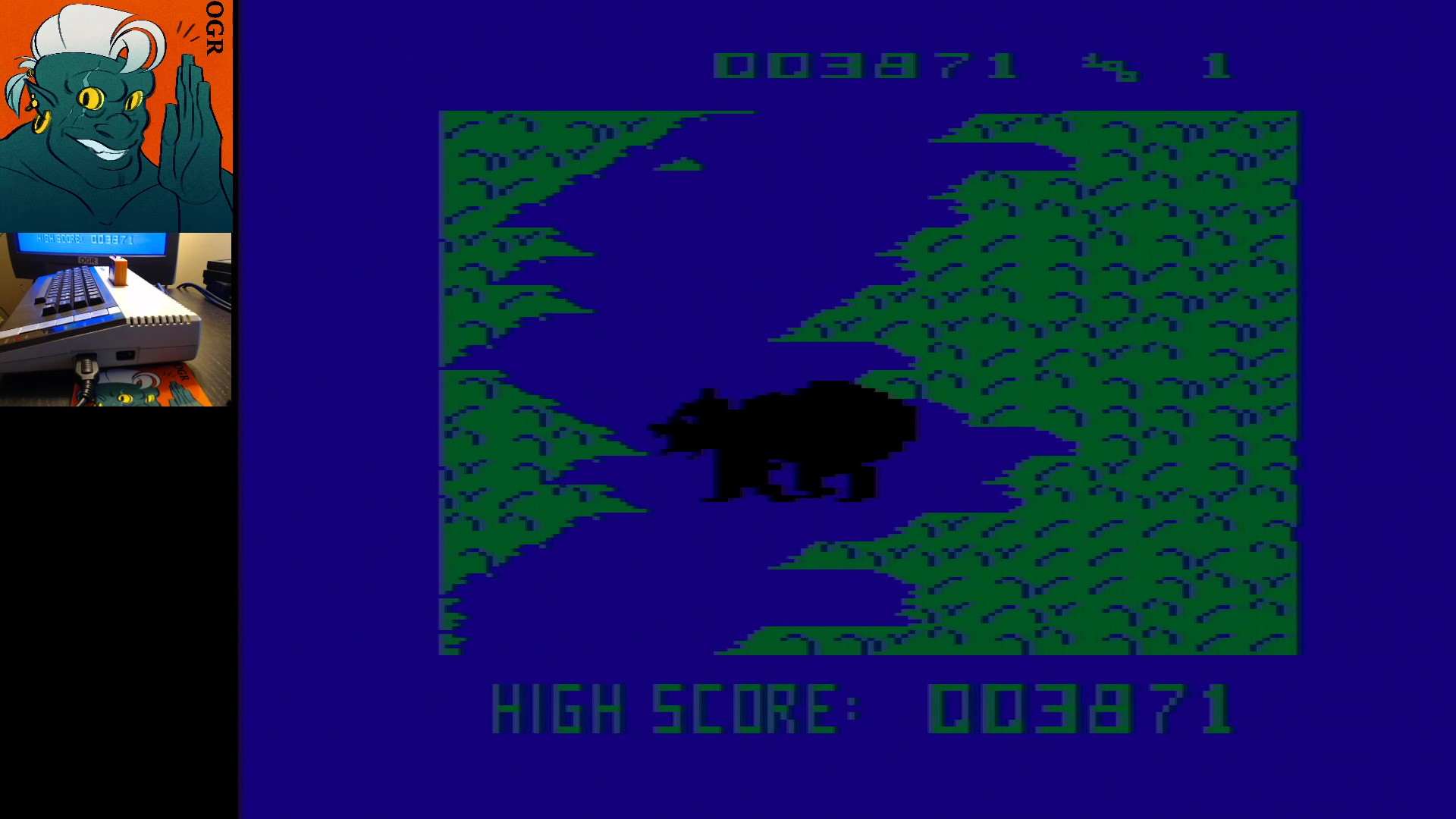 AwesomeOgre: Salmon Run (Atari 400/800/XL/XE) 3,871 points on 2020-01-16 13:46:09