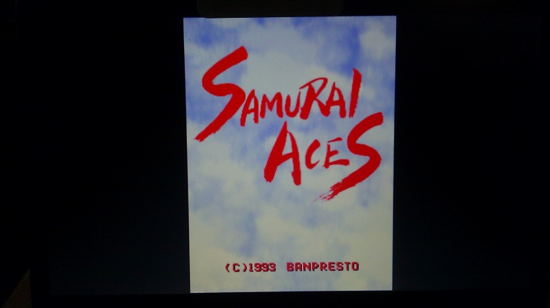 ichigokurosaki1991: Samurai Aces [samuraia] (Arcade Emulated / M.A.M.E.) 328,000 points on 2016-04-29 22:19:22