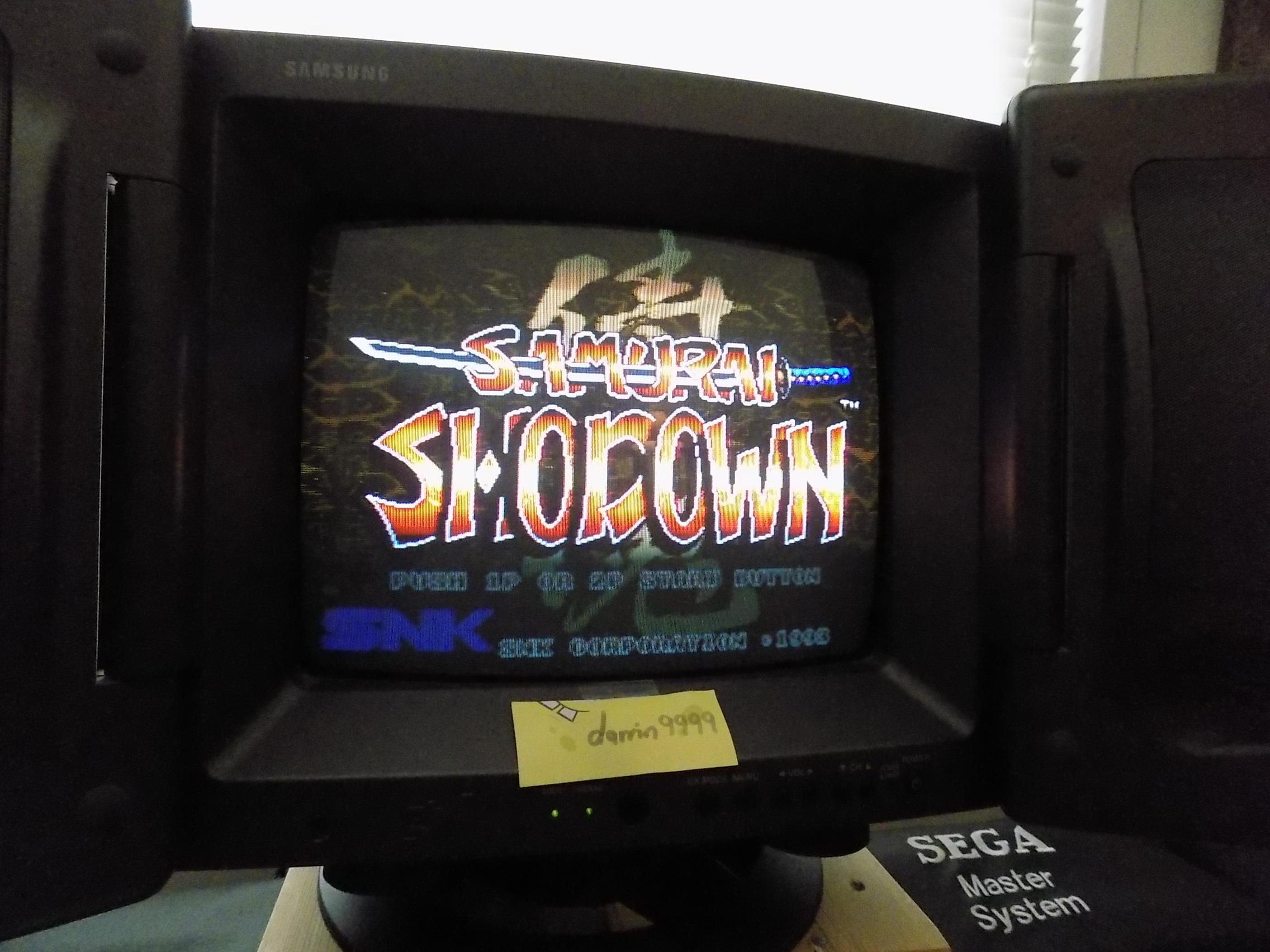 darrin9999: Samurai Shodown (Neo Geo) 49,470 points on 2018-03-14 14:36:50