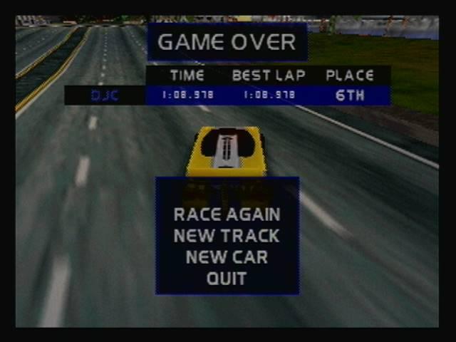 derek: San Francisco Rush 2049: Single Race [Track 1/Laps 1/Backward on/Mirror off] (N64) 0:01:08.978 points on 2016-06-03 20:39:29