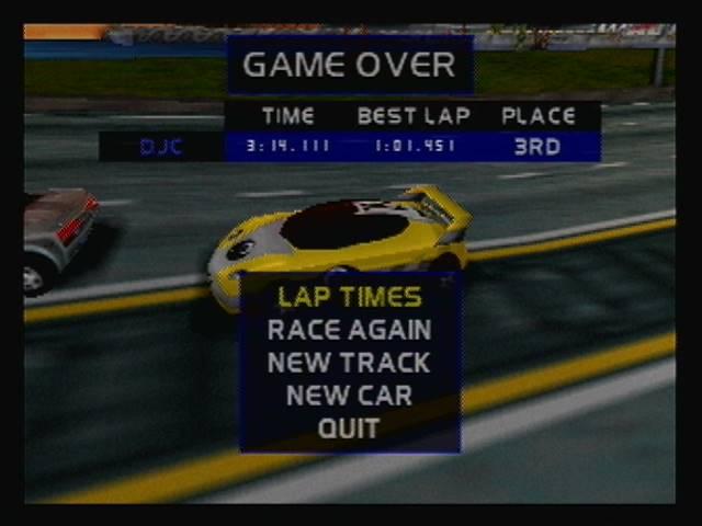 derek: San Francisco Rush 2049: Single Race [Track 1/Laps 3/Backward on/Mirror on] (N64) 0:03:14.111 points on 2016-06-03 21:05:59