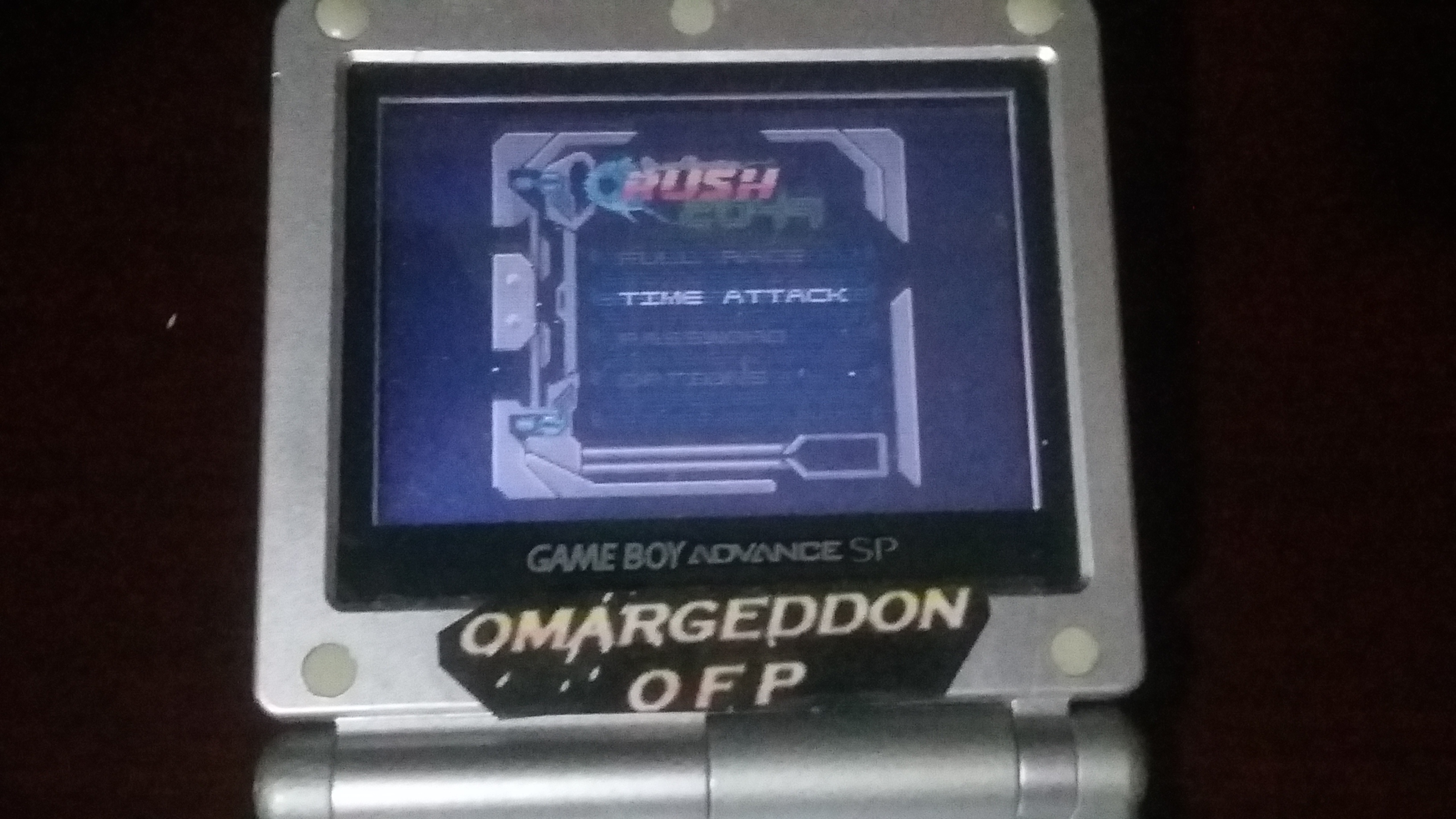 omargeddon: San Francisco Rush 2049: Time Trial [Track 1] (Game Boy Color) 0:01:32.3 points on 2018-04-11 21:30:21