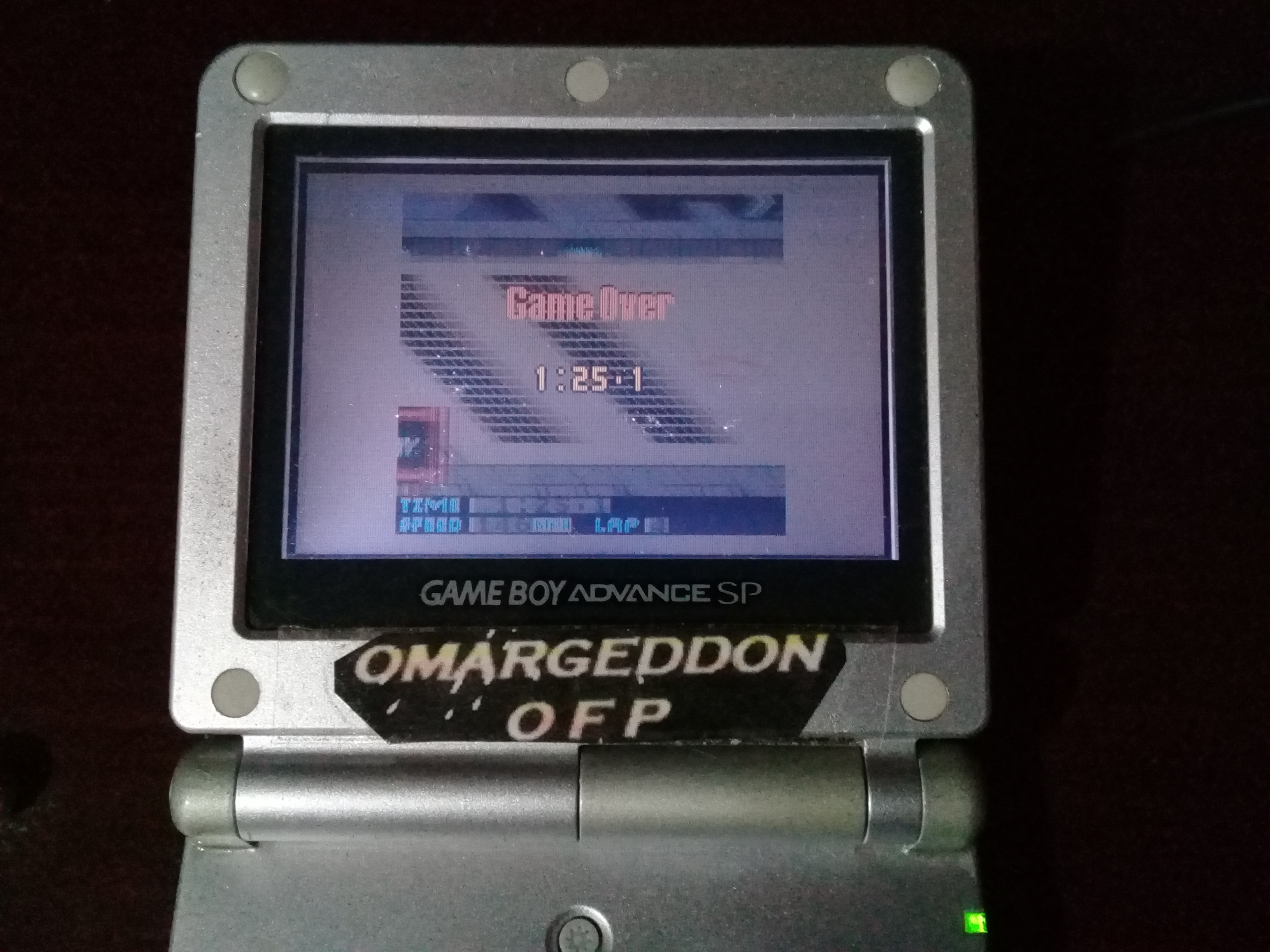 omargeddon: San Francisco Rush 2049: Time Trial [Track 1] (Game Boy Color) 0:01:25.1 points on 2019-03-01 09:36:42