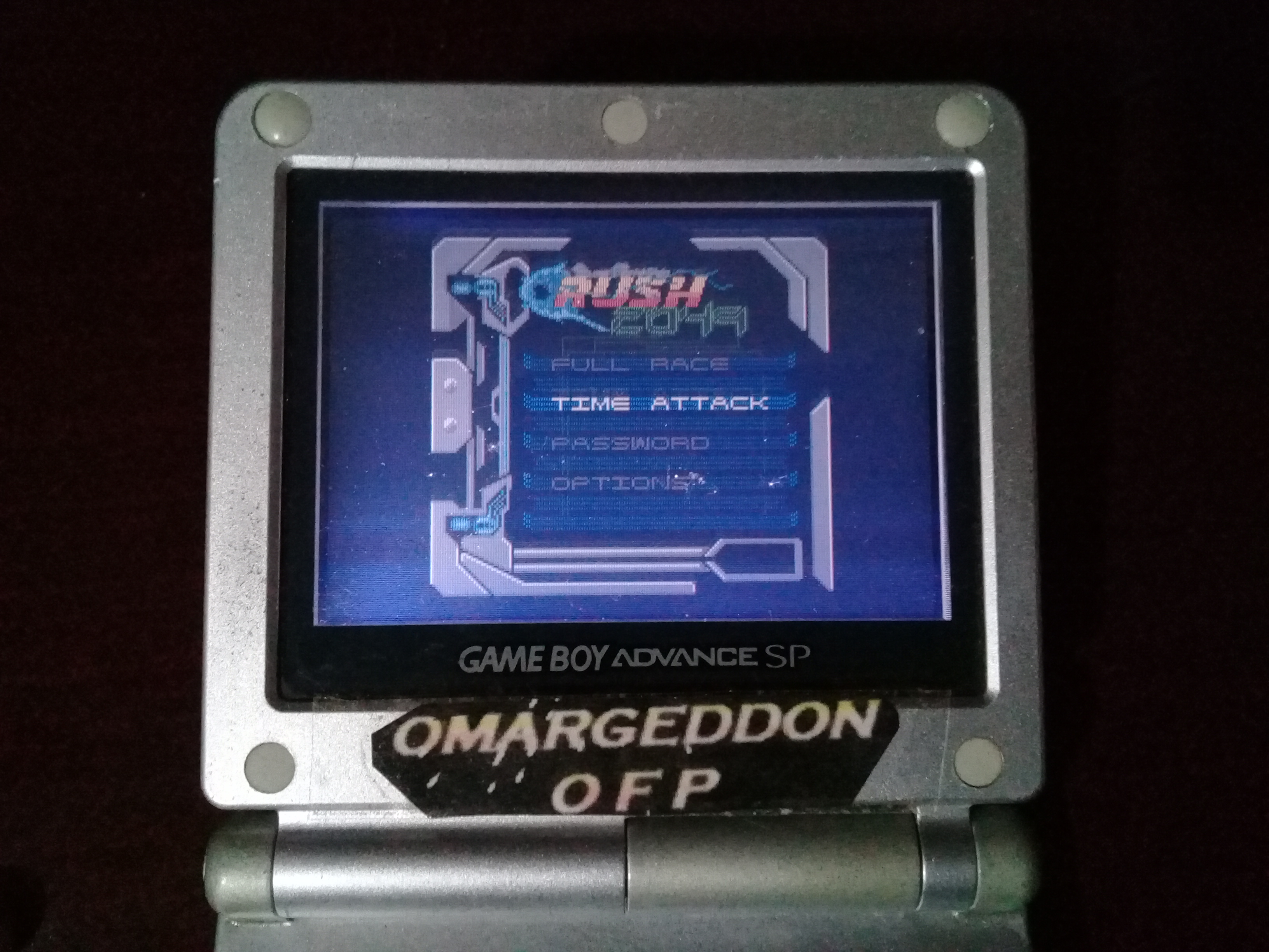omargeddon: San Francisco Rush 2049: Time Trial [Track 2] (Game Boy Color) 0:01:07.3 points on 2019-03-01 09:54:04