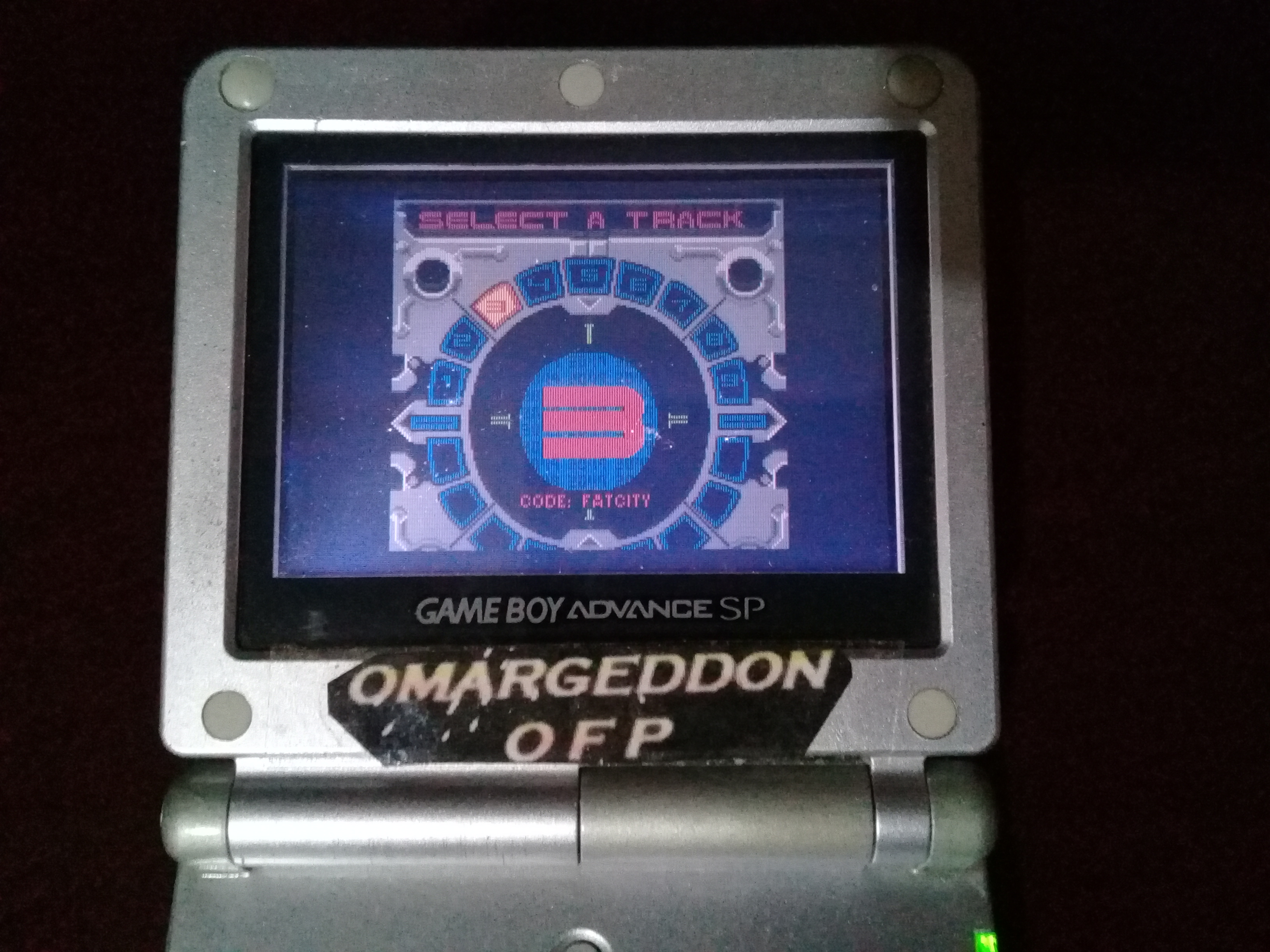 omargeddon: San Francisco Rush 2049: Time Trial [Track 3] (Game Boy Color) 0:01:34.3 points on 2019-03-01 10:06:49