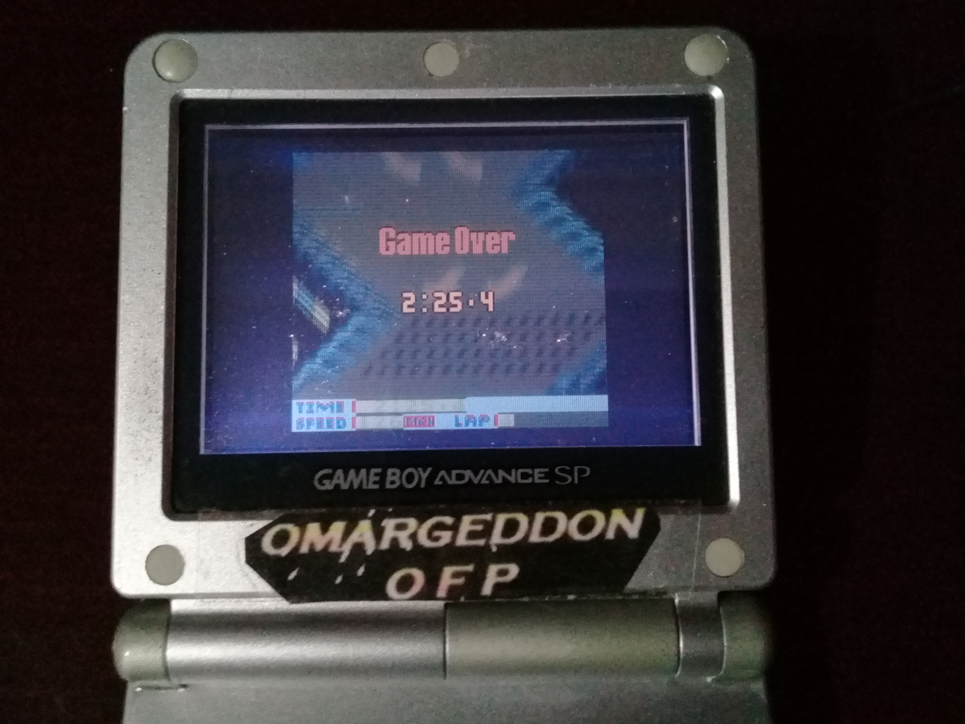 omargeddon: San Francisco Rush 2049: Time Trial [Track 4] (Game Boy Color) 0:02:25.4 points on 2019-03-01 10:21:30
