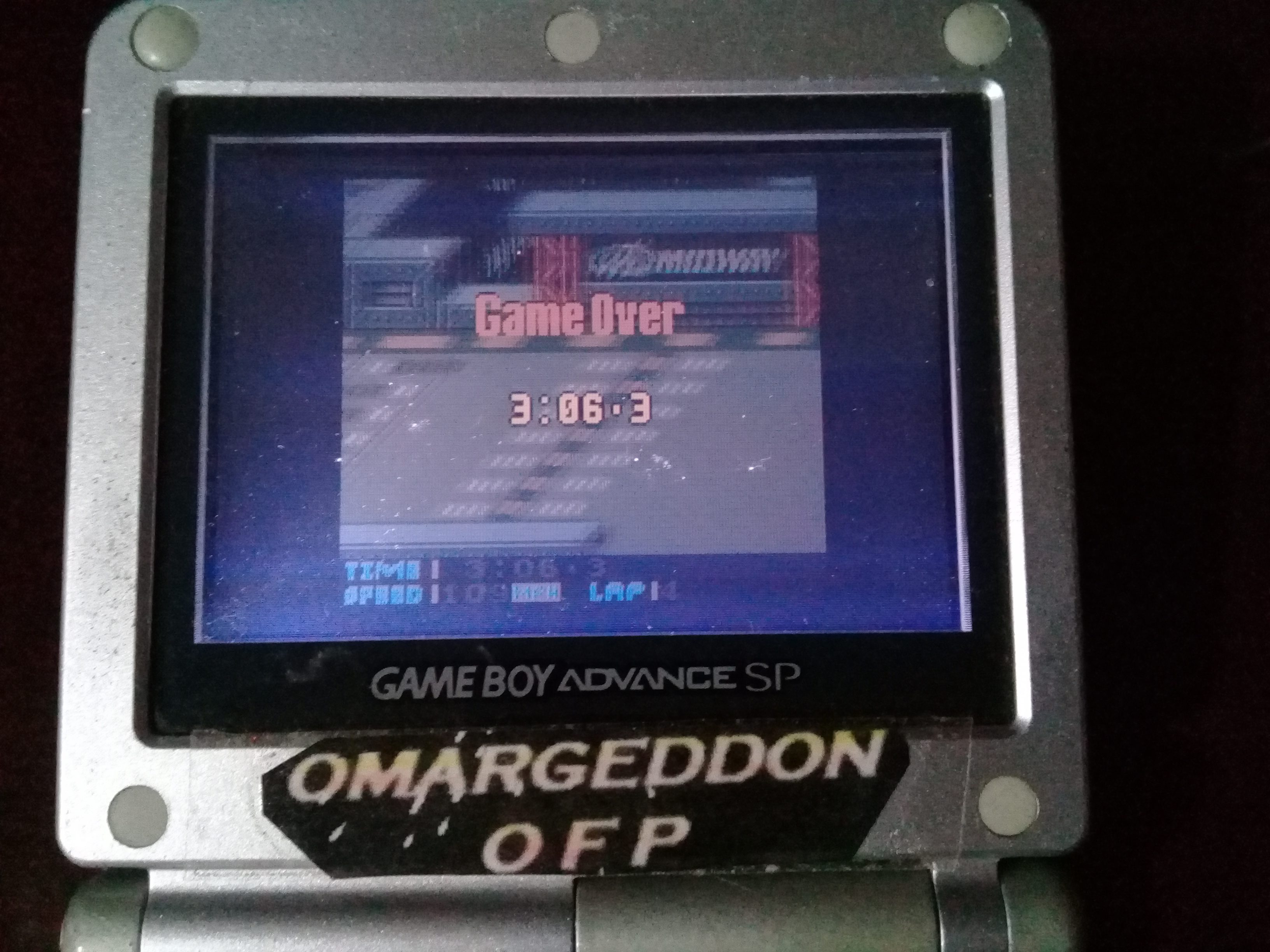 omargeddon: San Francisco Rush 2049: Time Trial [Track 5] (Game Boy Color) 0:03:06.3 points on 2019-03-01 10:35:13