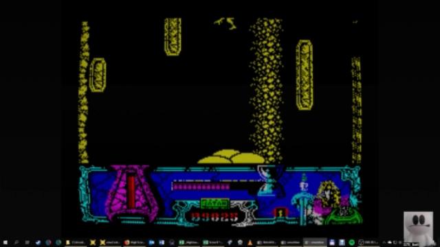 GTibel: Satan [Part 1] (ZX Spectrum Emulated) 9,825 points on 2019-01-18 11:09:47