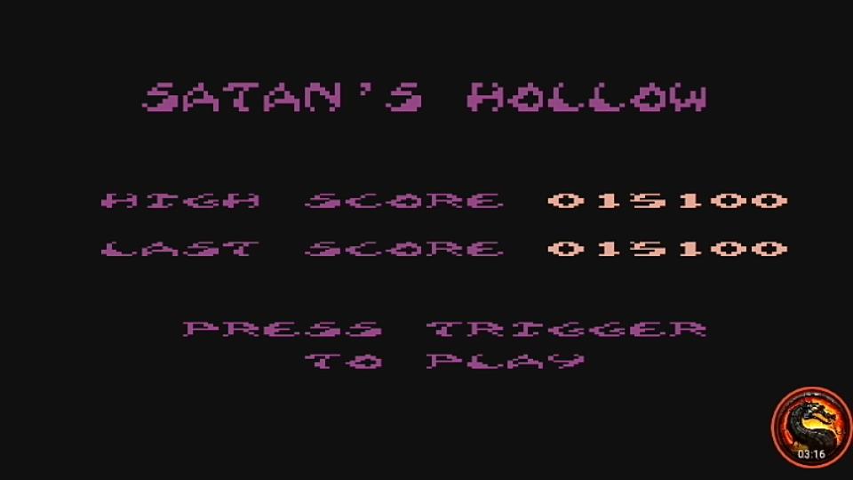 omargeddon: Satan