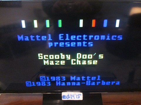 ed1475: Scooby Doo