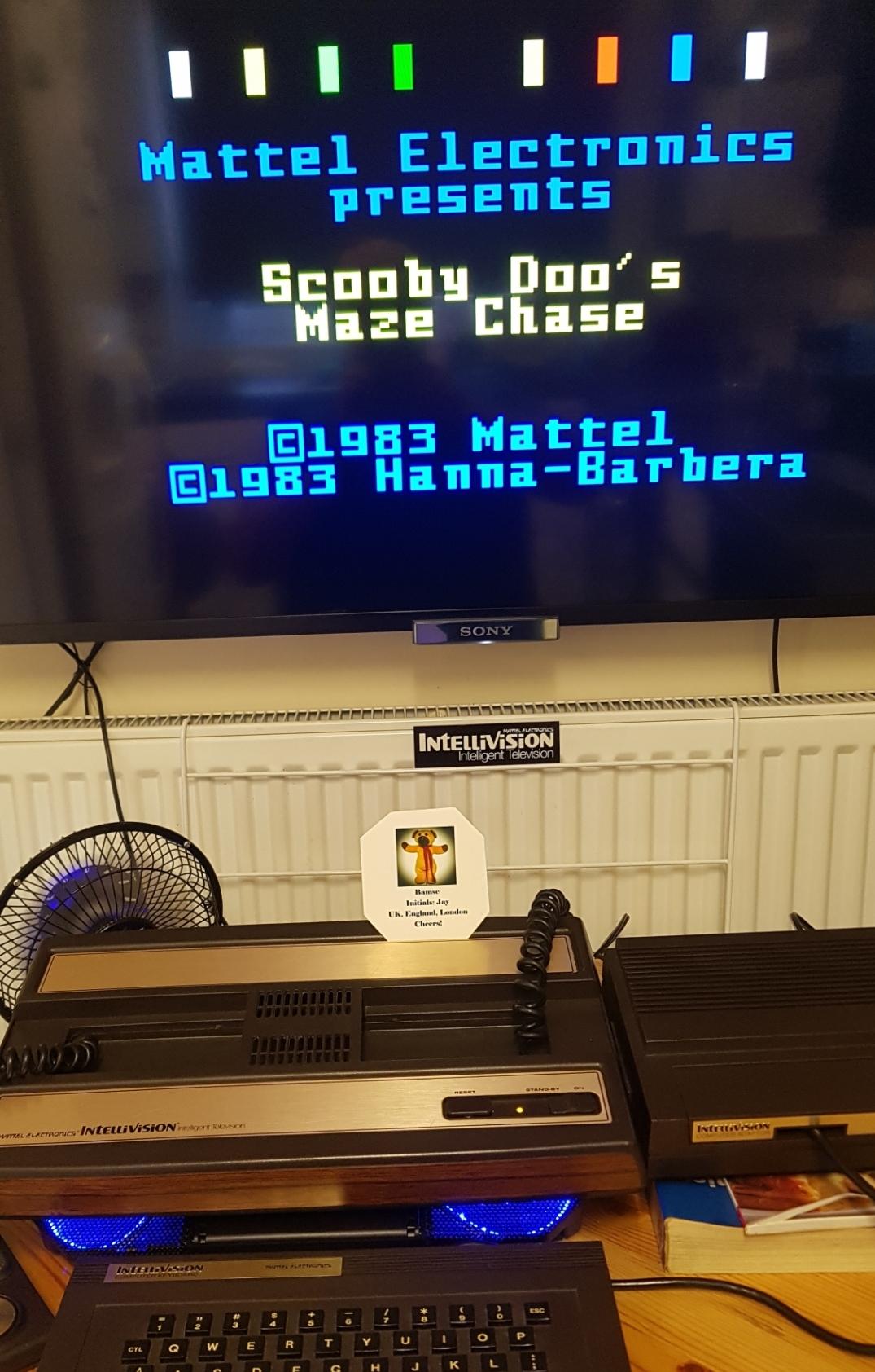 Bamse: Scooby Doo