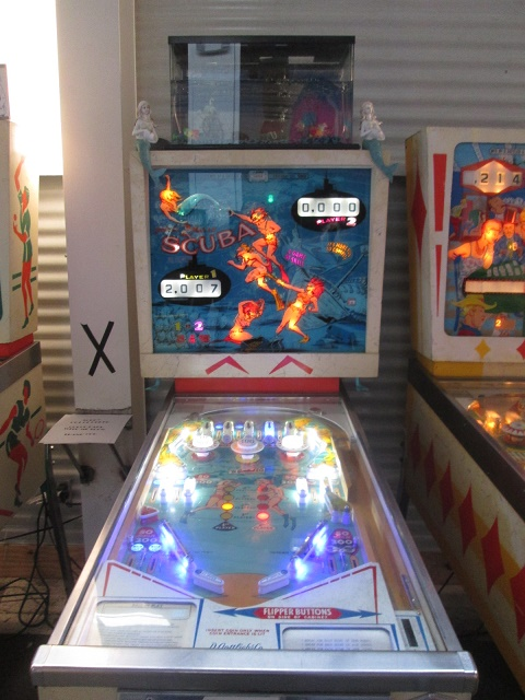 ed1475: Scuba (Pinball: 3 Balls) 2,994 points on 2017-01-22 16:18:43