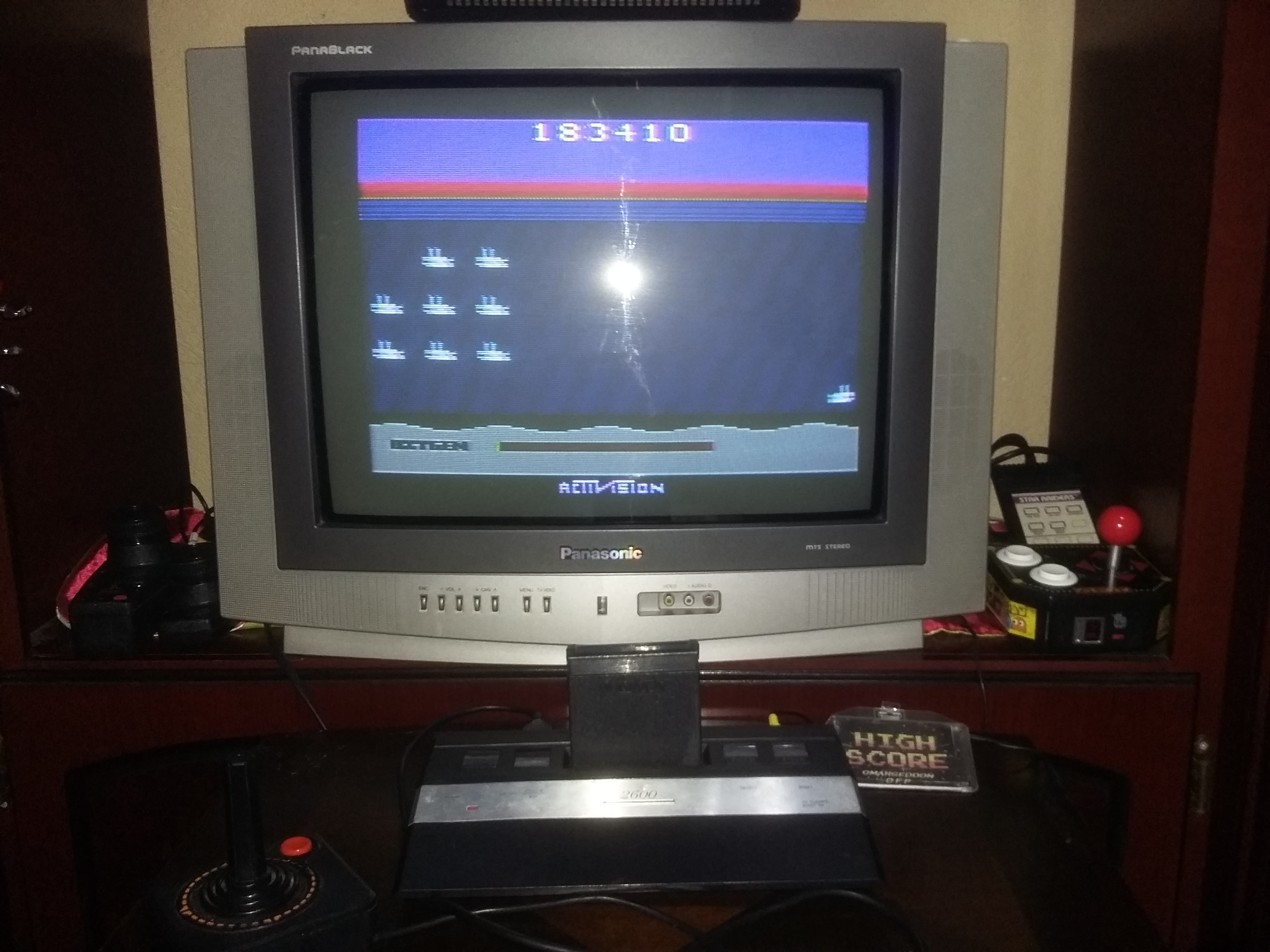 omargeddon: Seaquest (Atari 2600 Novice/B) 183,410 points on 2017-08-09 02:21:55