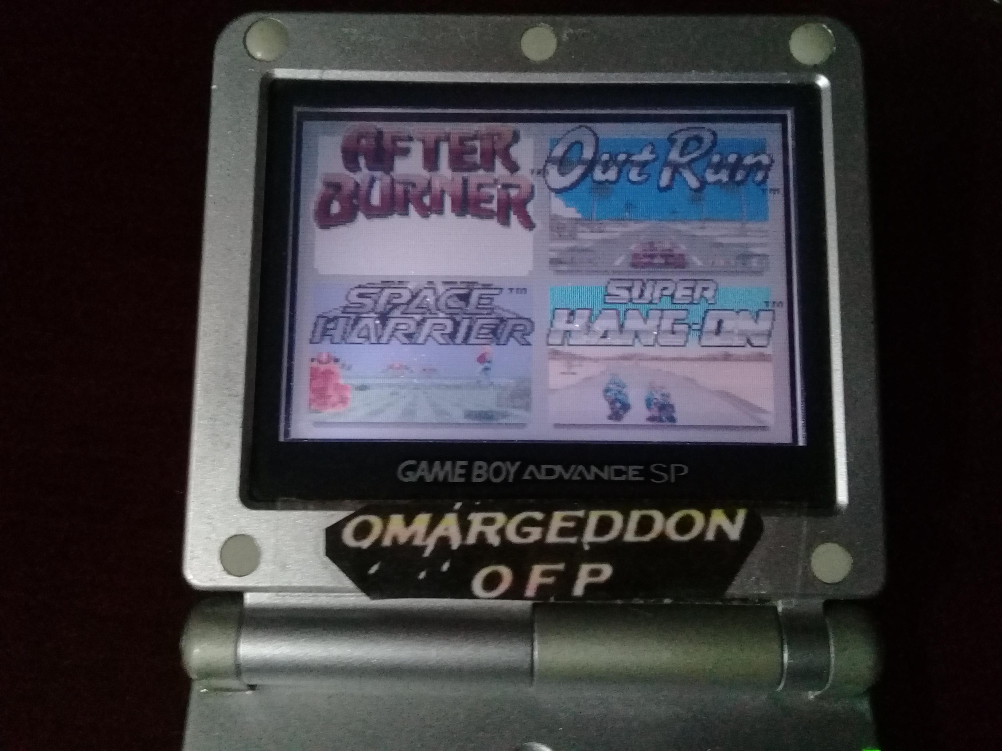 omargeddon: Sega Arcade Gallery: After Burner (GBA) 184,000 points on 2019-04-23 20:56:21