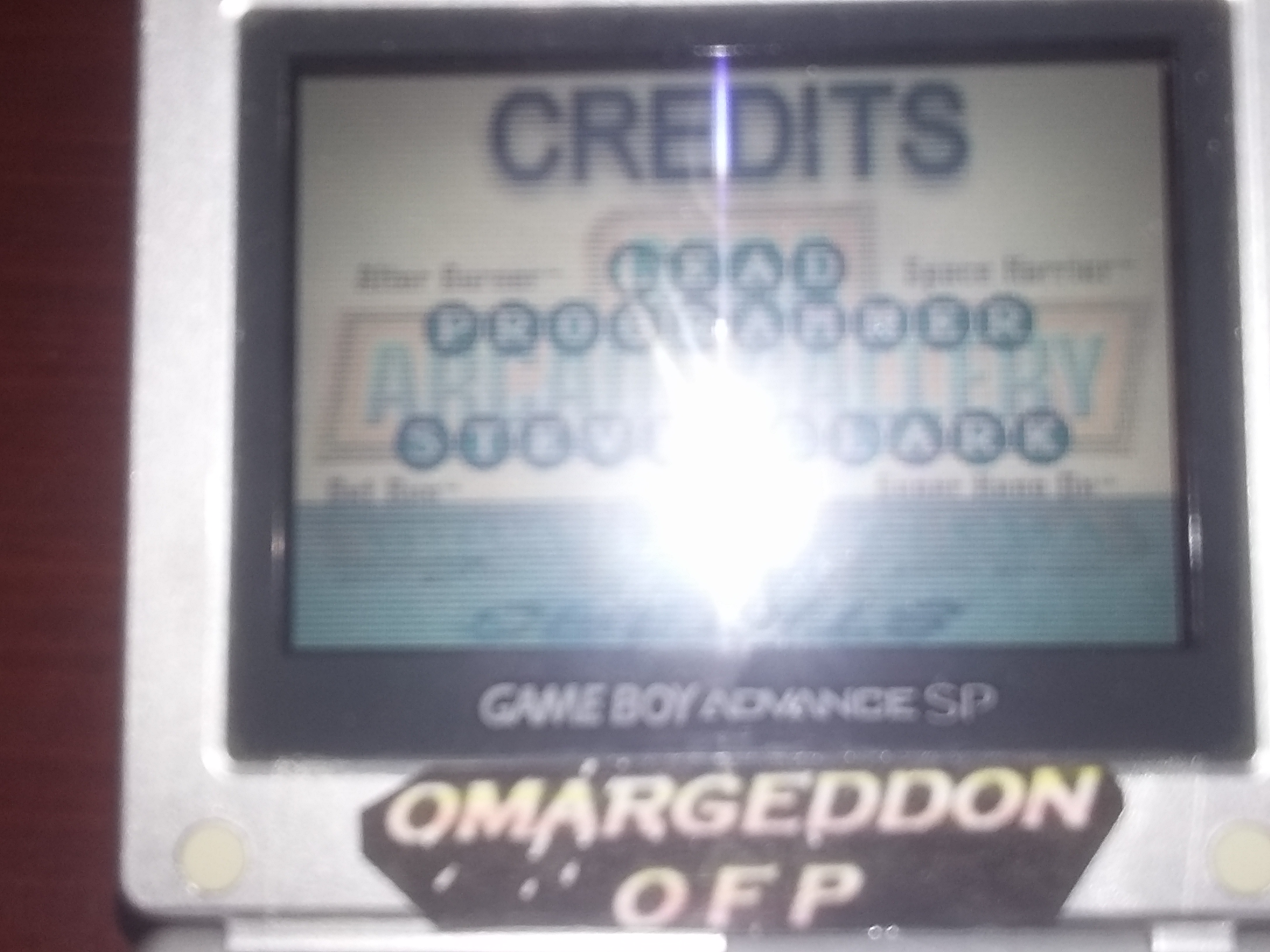 omargeddon: Sega Arcade Gallery: Outrun (GBA) 18,429,900 points on 2017-12-27 10:45:08