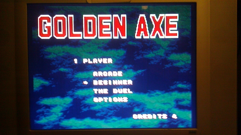 ichigokurosaki1991: Sega Classics Arcade Collection [Sega CD]: Golden Axe [Beginner] (Sega Genesis / MegaDrive) 40 points on 2016-05-07 02:23:37