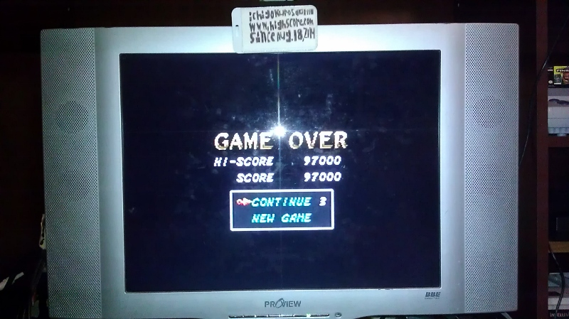 ichigokurosaki1991: Sega Classics Arcade Collection [Sega CD]: Revenge of Shinobi (Sega Genesis / MegaDrive) 97,000 points on 2016-05-07 02:23:03