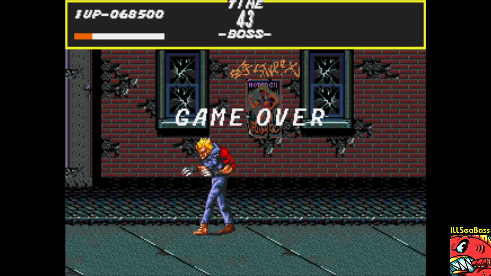ILLSeaBass: Sega Classics Arcade Collection [Sega CD]: Streets of Rage [Normal] (Sega Genesis / MegaDrive Emulated) 68,500 points on 2018-01-21 01:40:56