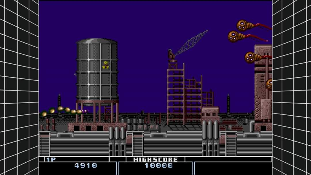 JML101582: Sega Genesis Classics: Bio-Hazard Battle [Easy] (Nintendo Switch) 4,910 points on 2020-01-09 23:57:37