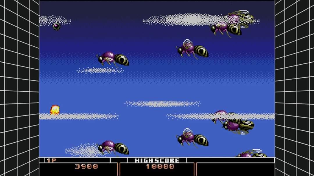 JML101582: Sega Genesis Classics: Bio-Hazard Battle [Hard] (Nintendo Switch) 3,900 points on 2020-01-10 00:13:34
