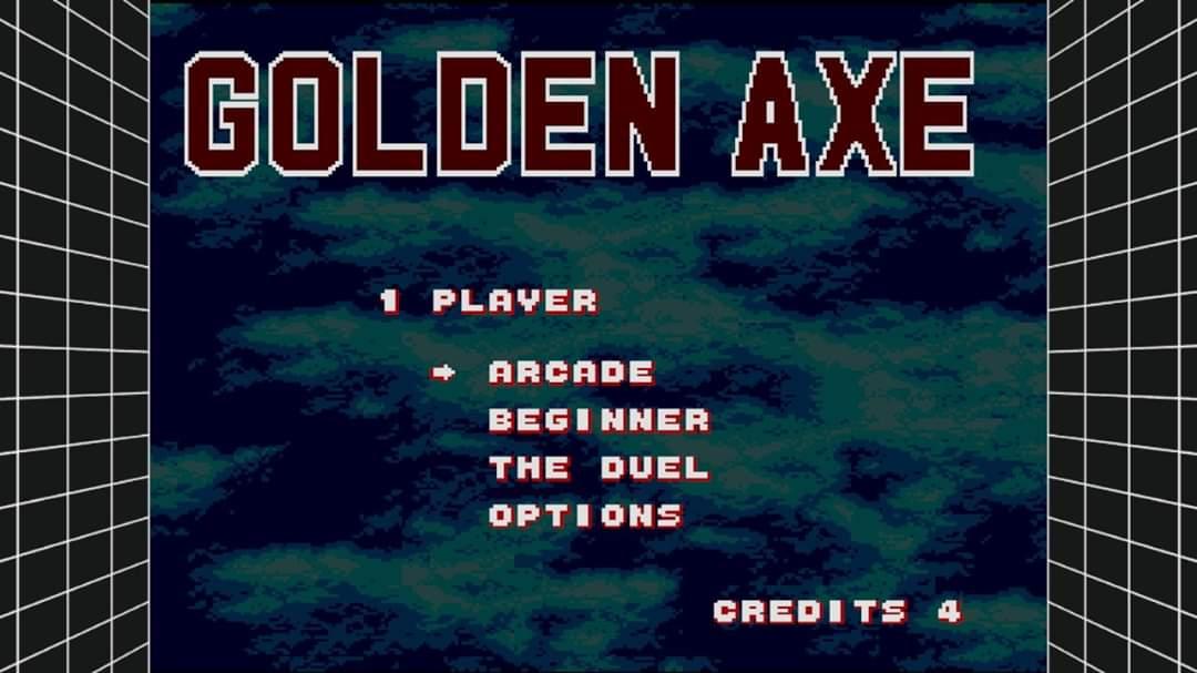 JML101582: Sega Genesis Classics: Golden Axe [Arcade] (Nintendo Switch) 22 points on 2020-01-15 22:21:21