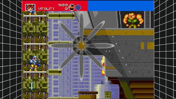 JML101582: Sega Genesis Classics: Gunstar Heroes (Nintendo Switch) 900 points on 2020-01-04 20:54:09