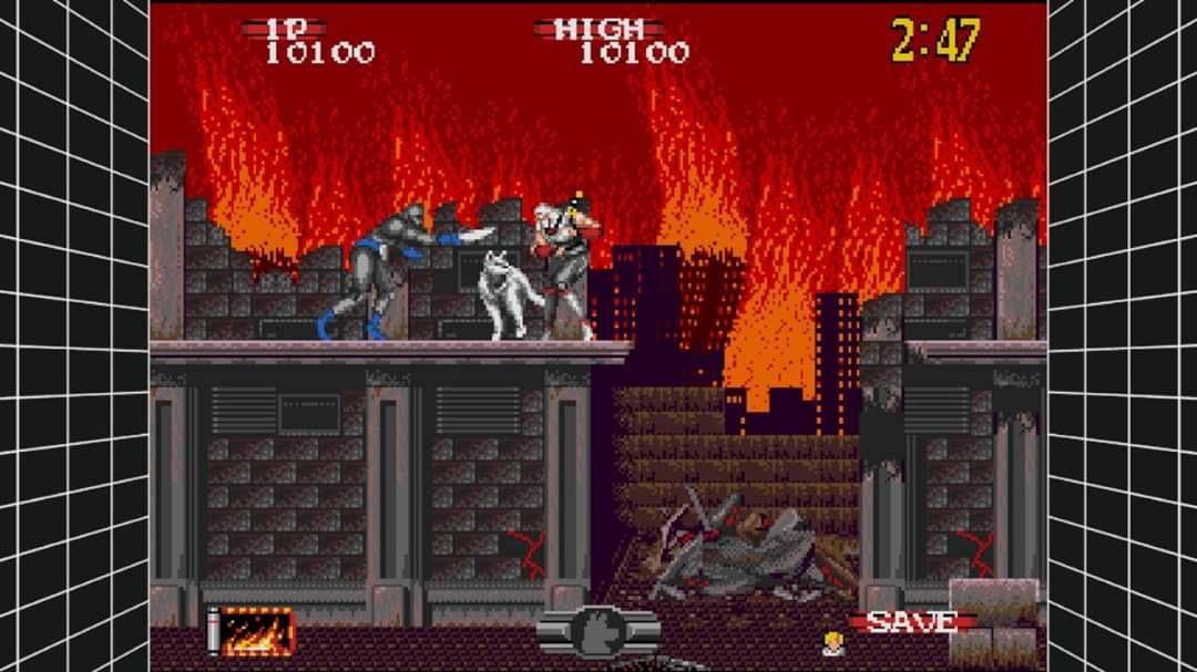 JML101582: Sega Genesis Classics: Shadow Dancer: The Secret of Shinobi (Nintendo Switch) 10,100 points on 2020-01-08 23:17:25