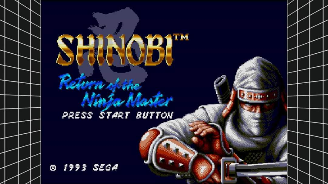 JML101582: Sega Genesis Classics: Shinobi III: Return Of The Ninja Master [Normal] (Nintendo Switch) 12,830 points on 2020-01-09 23:29:53