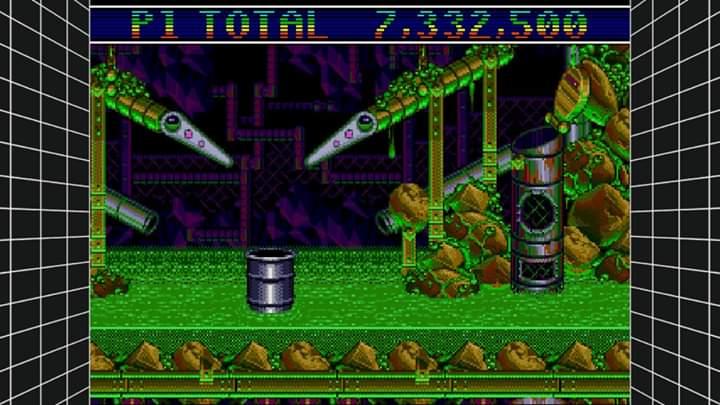 JML101582: Sega Genesis Classics: Sonic Spinball (Nintendo Switch) 7,332,500 points on 2020-01-02 15:22:31