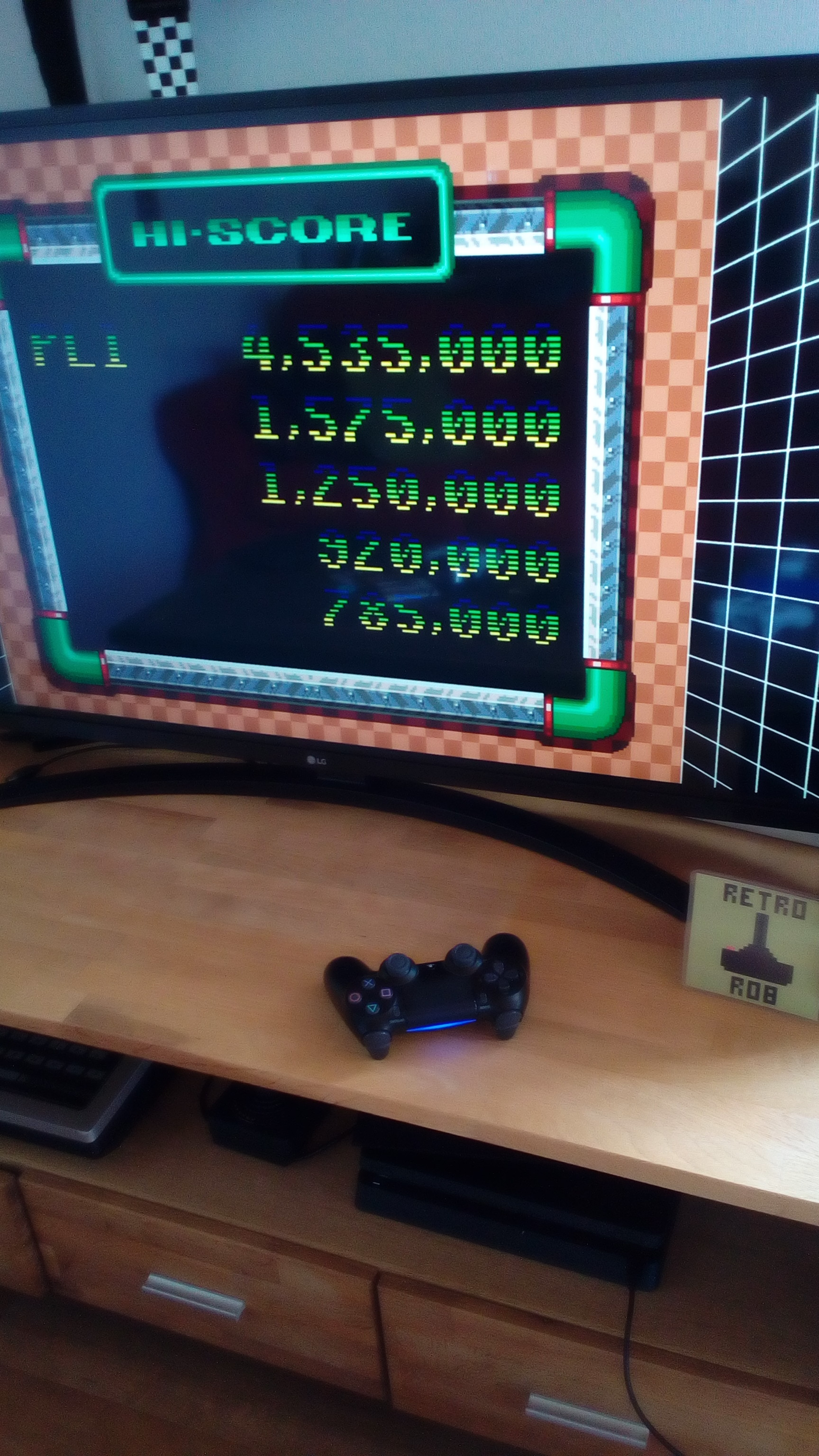 RetroRob: Sega Genesis Classics: Sonic Spinball (Playstation 4) 4,535,000 points on 2020-08-04 05:25:23