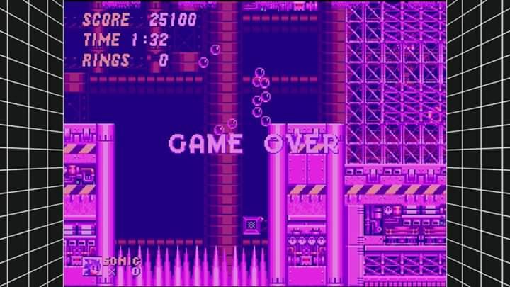 JML101582: Sega Genesis Classics: Sonic The Hedgehog 2 (Nintendo Switch) 25,100 points on 2020-01-01 20:26:09