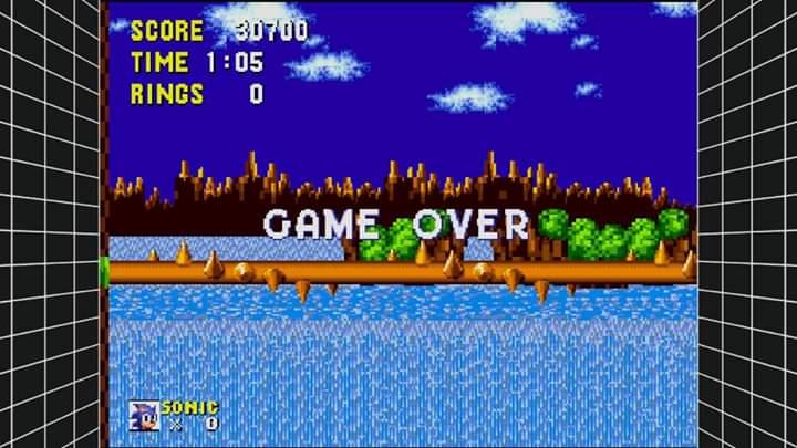 JML101582: Sega Genesis Classics: Sonic The Hedgehog (Nintendo Switch) 30,700 points on 2020-01-01 20:22:21