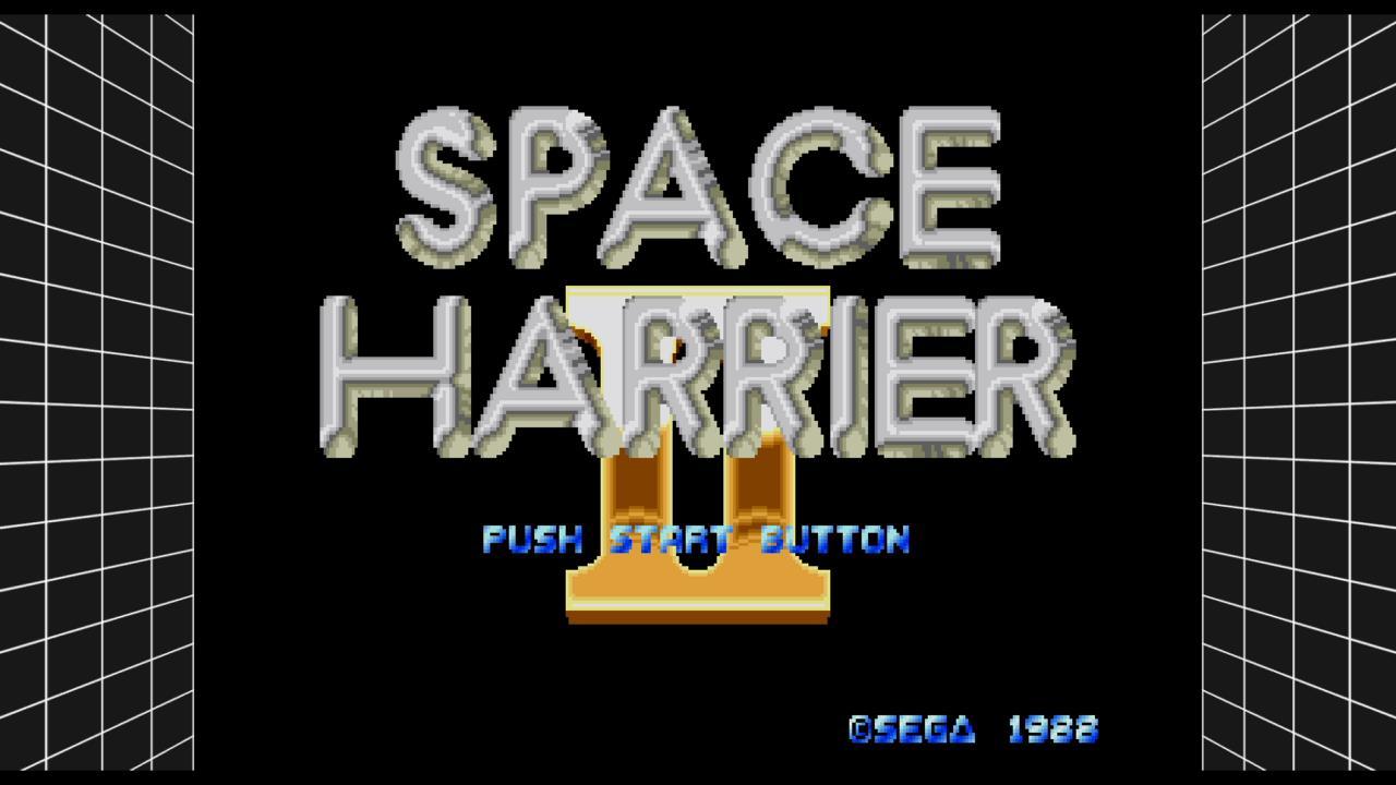 RetroRob: Sega Genesis Classics: Space Harrier II (Playstation 4) 1,124,100 points on 2020-08-31 13:28:22