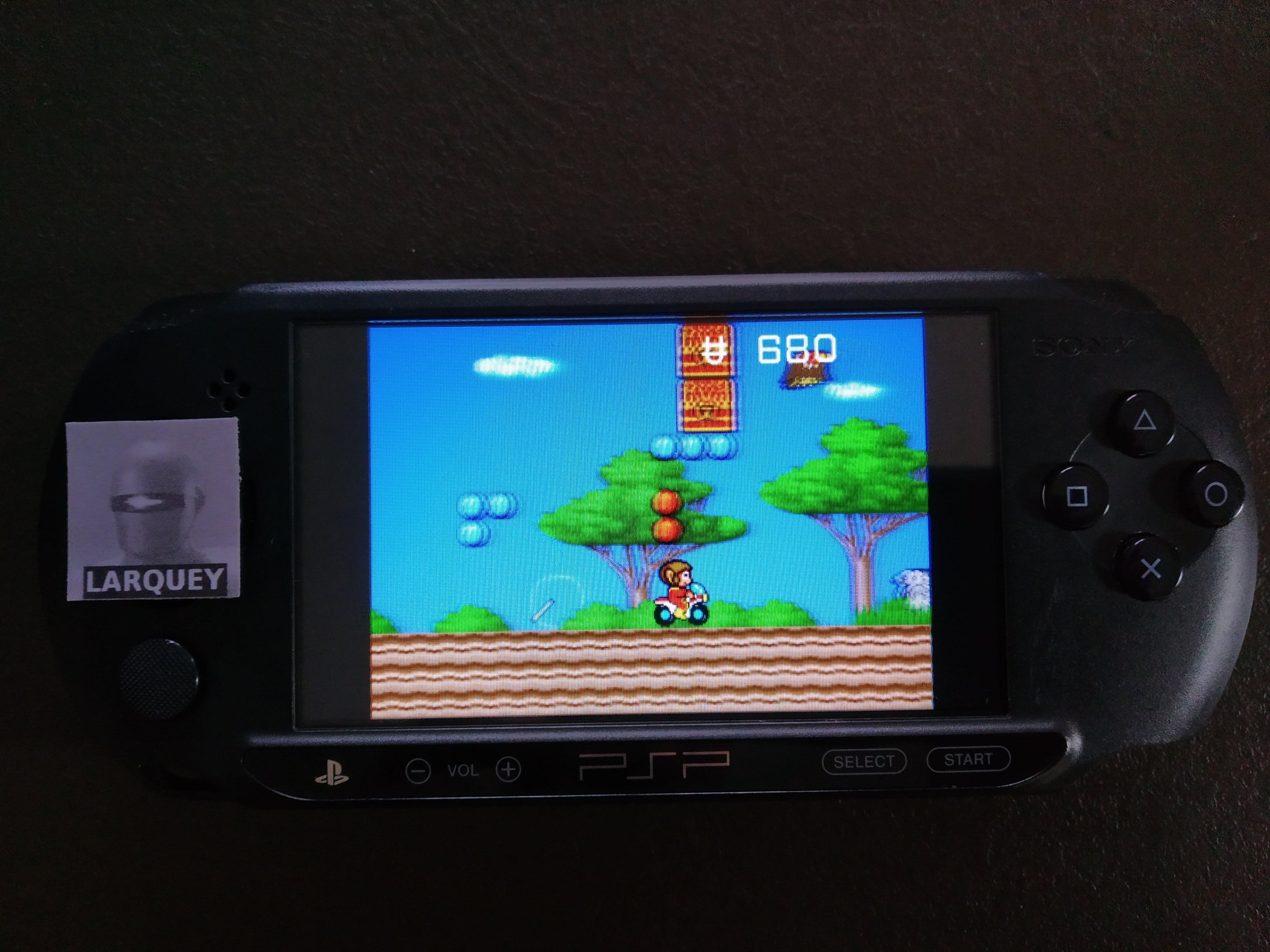 Larquey: Sega Genesis/Mega Drive Collection: Alex Kidd In The Enchanted Castle [Easy] (PSP) 680 points on 2019-12-27 02:19:26