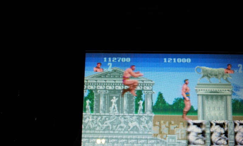 Larquey: Sega Genesis/Mega Drive Collection: Altered Beast (PSP) 112,700 points on 2018-03-05 12:23:16