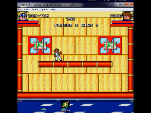 BAZ: Sega Master System Brawl [Story Mode: Medium] (Sega Genesis / MegaDrive Emulated) 730 points on 2020-01-21 21:24:20