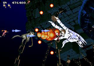 Shahbaz: Sengoku Blade: Sengoku Ace Episode II/Tengai [tengaij] (Arcade Emulated / M.A.M.E.) 681,600 points on 2016-06-19 07:42:08