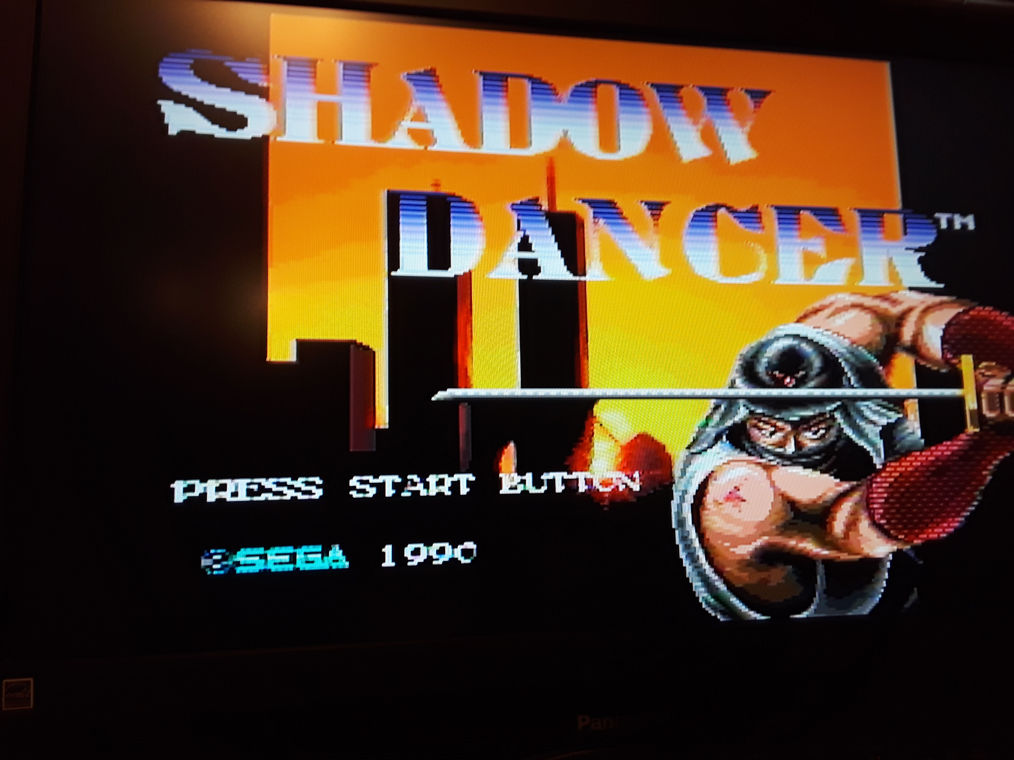 Shadow Dancer 25,700 points