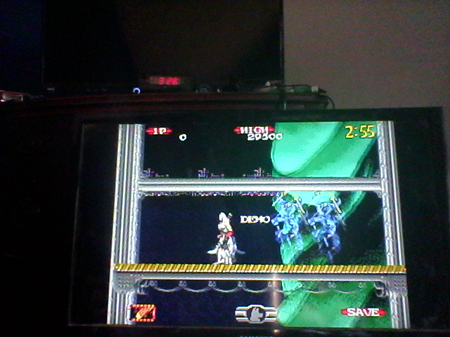 DrJoshDaReagamer22: Shadow Dancer (Sega Genesis / MegaDrive Emulated) 29,500 points on 2018-06-09 16:05:38