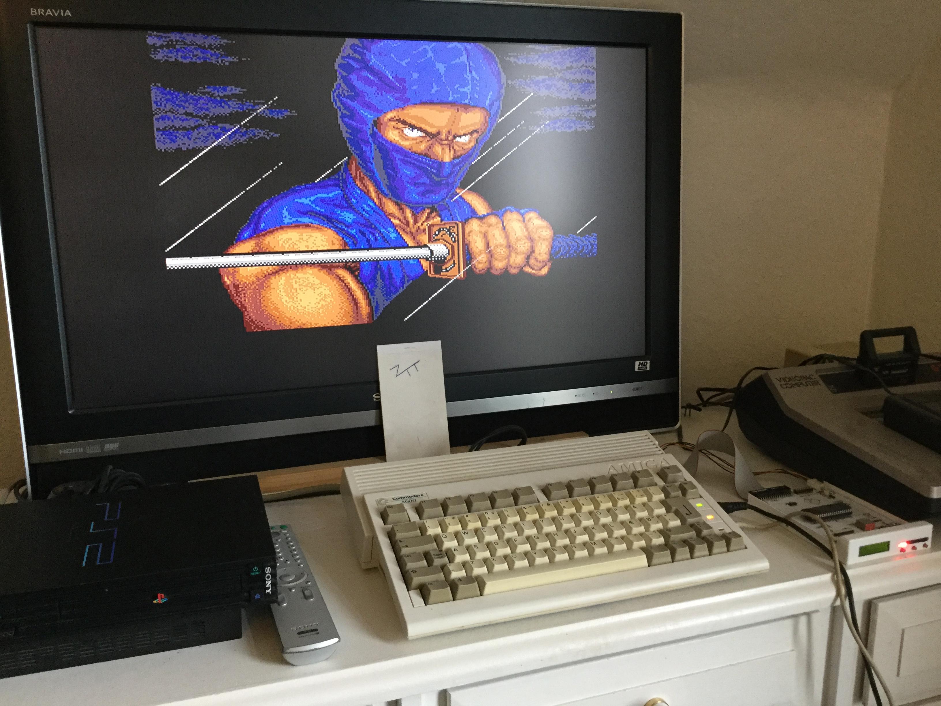 Frankie: Shadow Warriors (Amiga) 5,801 points on 2017-10-21 05:44:30