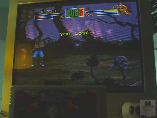 Shaq Fu: Duel [Normal] 32,050 points
